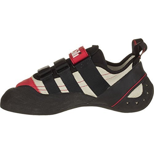 Red Chili Spirit VCR IZ Zapatos de escalada negro rojo gris
