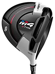 The new M4 d-type driver combines the new twist face and Hammerhead Slot with innovative draw-biased features to provide a performance prescription that many golfers can benefit from.