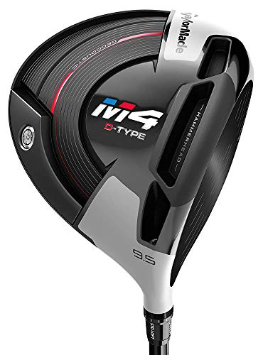 TaylorMade M4 D-Type Driver (Regular Flex, Right Hand, 10.5 degrees)