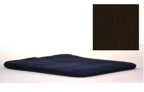 ZB McCartys Sacro Ease Pressure Relieving Car Seat Support Cushion Brown