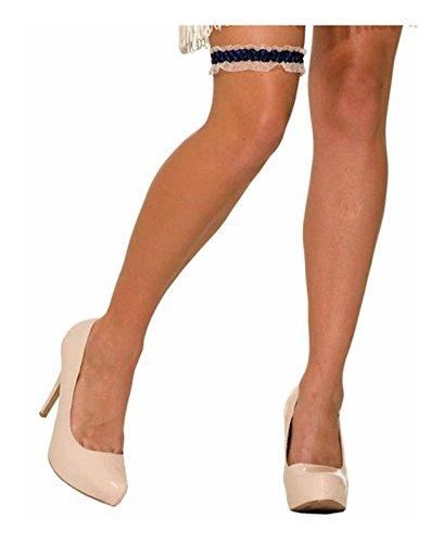 Women's Roaring 20's Flapper Garter Costume Accessory (One Size) (Cute Flapper Costumes)