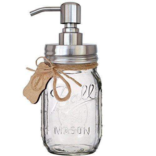 10oz clear plastic jars - 6