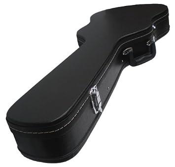 Hardcase Carcasa rígida de guitarra eléctrica Les Paul forma totalmente acolchado y forrado - oferta especial: Amazon.es: Instrumentos musicales