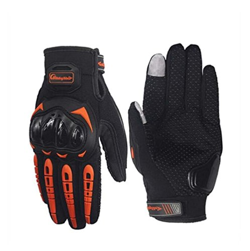 RidingTribe Motorcycle Bike Gloves Touch Screen Hands Protective Guards Gloves