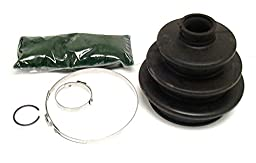 National Parts and Abrasives CV Boot Kit (GKN Axle, Late)