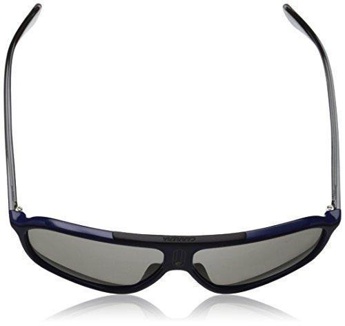 para Rectangulares Gafas sol S Bluee Carrera hombre Grey 6016 de YqtS6wd