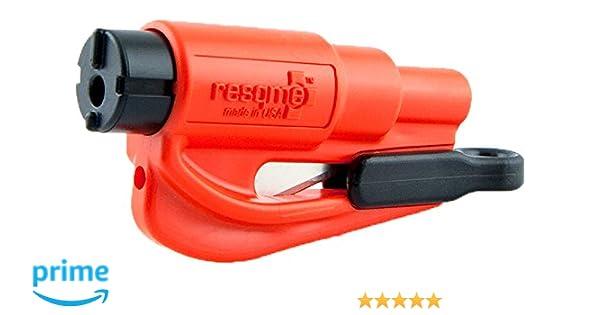 Resqme 212495 - Herramienta universal, de color naranja brillante