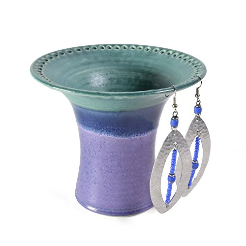 rring Holder, Turquoise/Purple ()