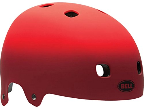 Bell Adult Segment, Red Comet - Large