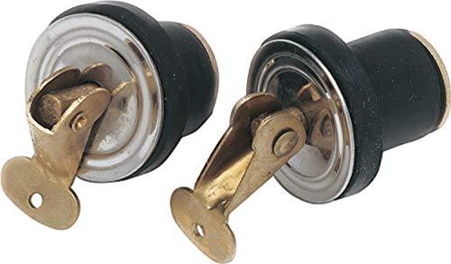SeaSense Baitwell / Bailer Plugs (1/2in ()