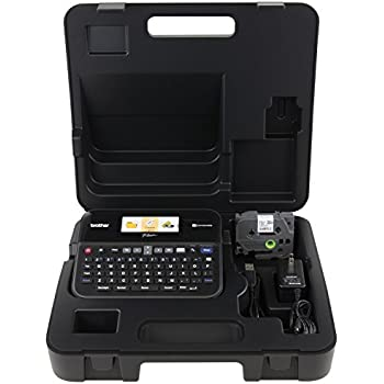 Brother P-touch PTD600VP PC Connectible Label Maker with Case