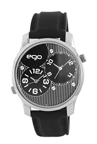 Maxima Ego Analog Black Dial Men's Watch – E-37421PAGC