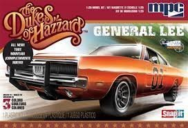 1/25 Dukes of Hazard General Lee '69 Dodge