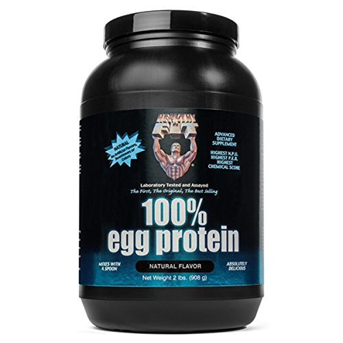 (100% Egg Protein Natural Flavor 2 Pounds)