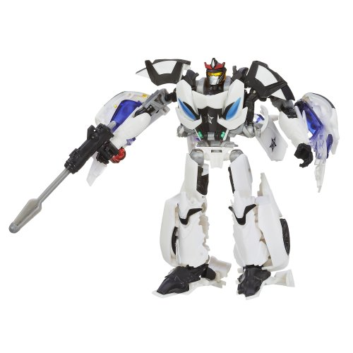 Transformers Prime Beast Hunters Deluxe Class Prowl Figure