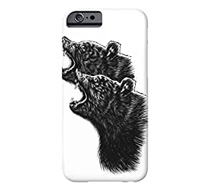 2BEAR iPhone 4s White Barely There Phone Case - Design By FSKcase?