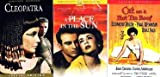 Best of Elizabeth Taylor Bundle (3-Pack, 4-DVD): Cleopatra (2-DVD Special Edition, 1963, 4 hr 08 min) / A Place in the Sun (1951, 2 hr 01 min) / Cat on a Hot Tin Roof (1958, 1 hr 48 min) (Total 7 hrs 57 min)