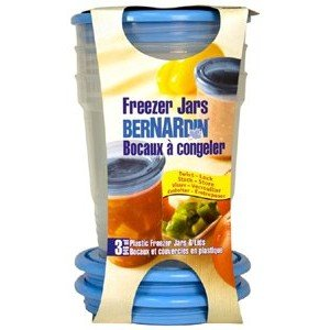 ball freezer jam containers - 2