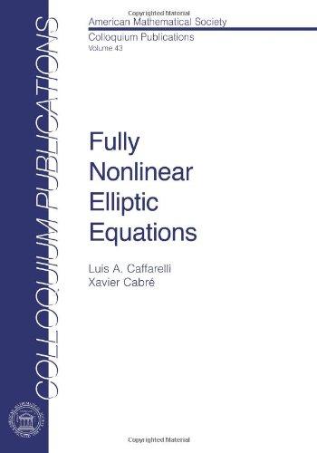Fully Nonlinear Elliptic Equations (Colloquium Publications (Amer Mathematical Soc))