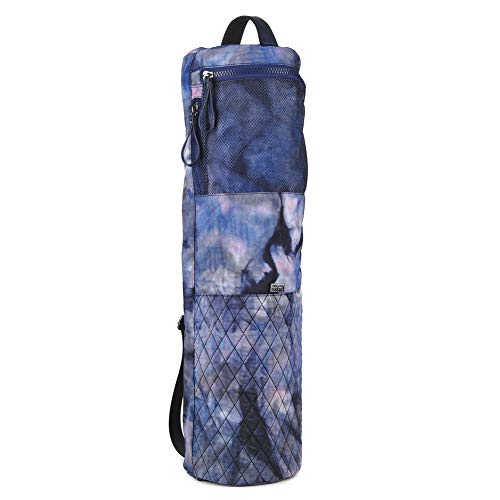 Price comparison product image Sol and Selene Karma Yoga Mat Bag Gym,  Navy Cloud,  One Size