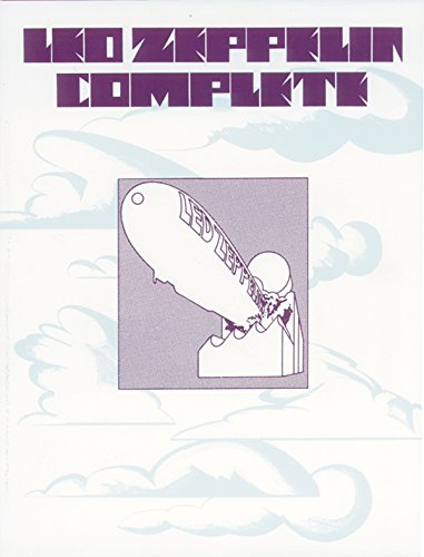 Led Zeppelin -- Complete: Piano/Vocal/Chords