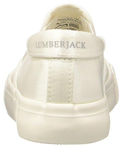Lumberjack phillie - Zapatilla Baja Niñas Bianco