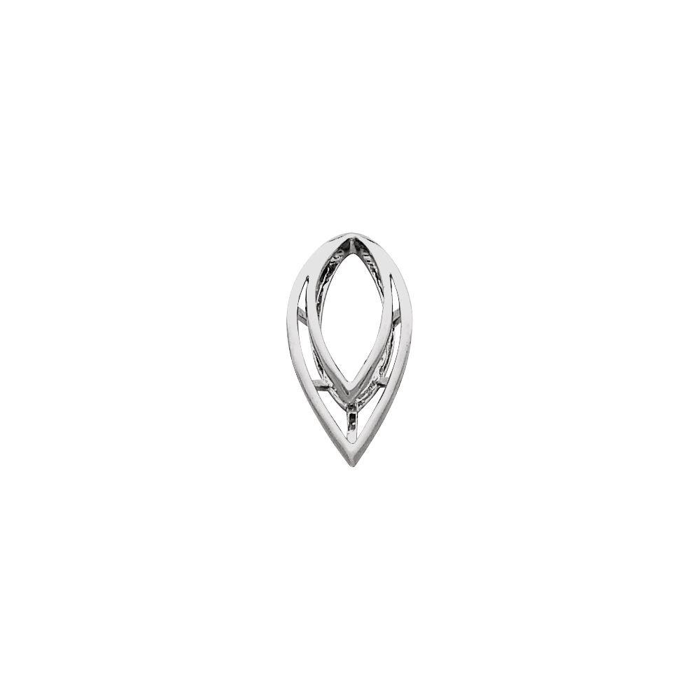 Bonyak Jewelry Sterling Silver Pendant Enhancer