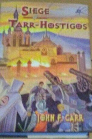 book cover of Siege of Tarr-Hostigos