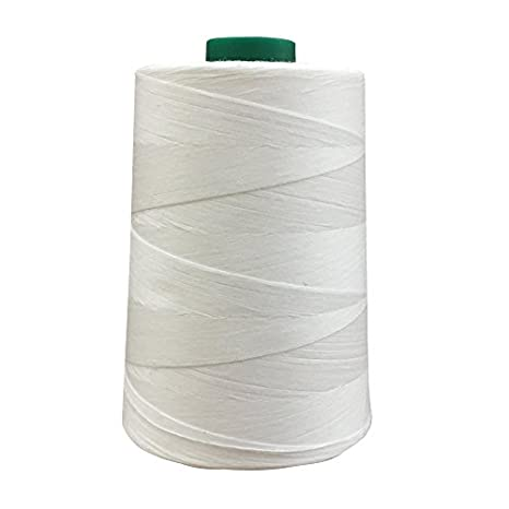 A/&E Heavy Weight Polyester Thread 6000 Yard Spool Natural Tex 40