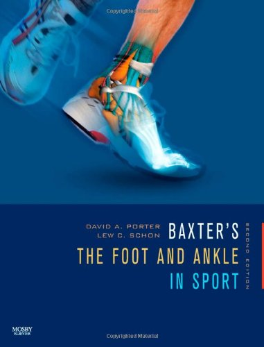 Baxter's The Foot and Ankle in Sport, 2e