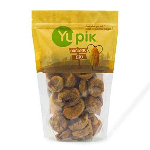 - Yupik Organic Dried Natural Turkish Figs, 2.2 lb