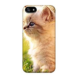[tLE8608JaqM]premium Phone Cases For HTC One M8 White Persian Kitten Outdoors Cases Covers
