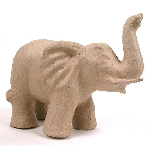 decopatch-sa108-decoupage-papier-mache-animal-elephant