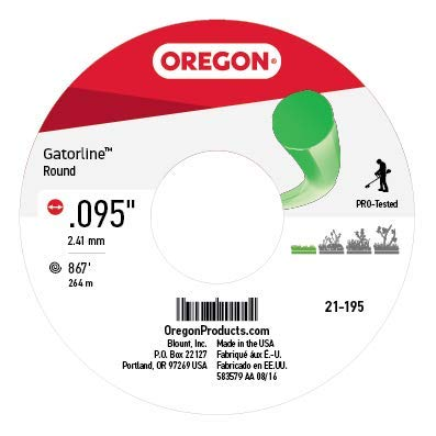 Oregon 21 - 195 Gatorline Bobina de Martillo de .095-inch-by ...