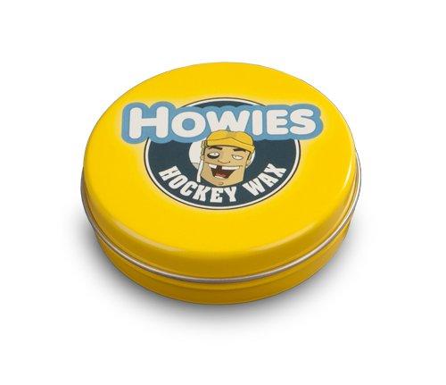 Howies Hockey Tape - Hockey Stick Wax (3 pack) by Howies Hockey Tape