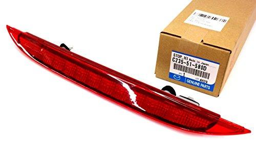 - 2006-2010 Mazda5 Rear Center High Mount Lamp Genuine OEM NEW C235-51-580D C235-51-580D