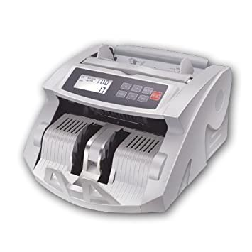 Detector de billetes falsos profesional, hay monedas contabanconote detector monedas falsas para el control y el recuento de moneda: Amazon.es: Electrónica
