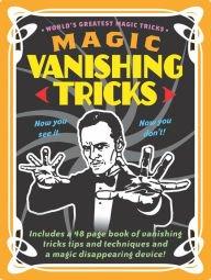 Magic: Vanishing Tricks Kit