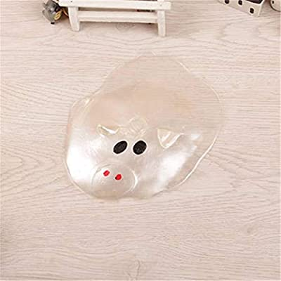 Huilier 8pcs Jello Pig Cute Anti Stress Splat Water Pig Ball Vent Toy Venting Sticky: Arts, Crafts & Sewing