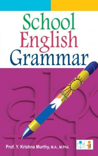 School English Grammar PDF