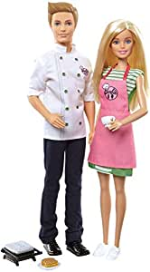 Barbie FHP64 Dolls  3 Years & Above,Multi color