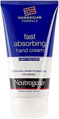 Neutrogena Norwegian Formula Fast Absorbing Hand Cream (75ml) - Pack of 2