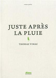 vignette de 'Juste après la pluie (Thomas Vinau)'