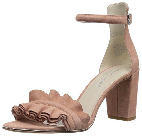 messieurs et mesdames cole kenneth cole mesdames new york  's langley cheville sandale avec hérissant le détail sur front sangle technologie moderne style nouveau roi du talon de la foule br24866 2387b7