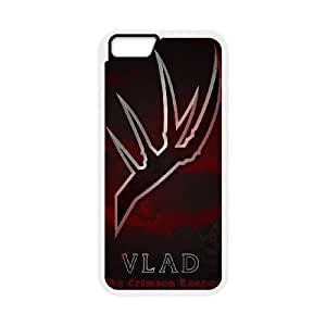 games Vladimir Logo LOL iPhone 6 6s Plus 5.5 Inch Cell Phone Case White 91INA91570161