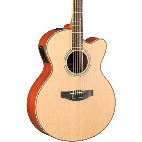 Yamaha CPX700II 12 12 String Cutaway Acoustic Electric