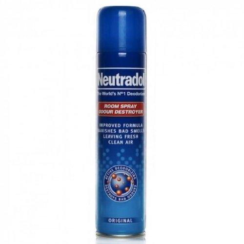 Neutradol Original Room Spray Odour Destroyer 300Ml - Pack Of 3