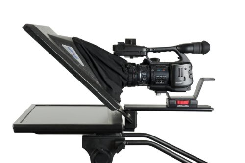Flex-19 Teleprompter - 19'' LCD by Prompter People