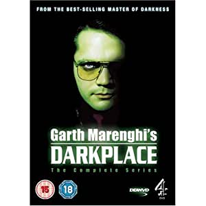 Garth Marenghi's Darkplace [Region 2]