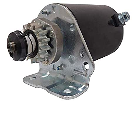 New Starter For Briggs and Stratton Cub Cadet John Deere New Holland Toro  14 Tooth Steel Gear 593934 693551 LG693551 BS693551